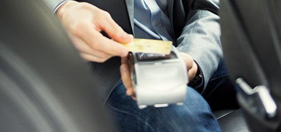 taxi płatne kartą